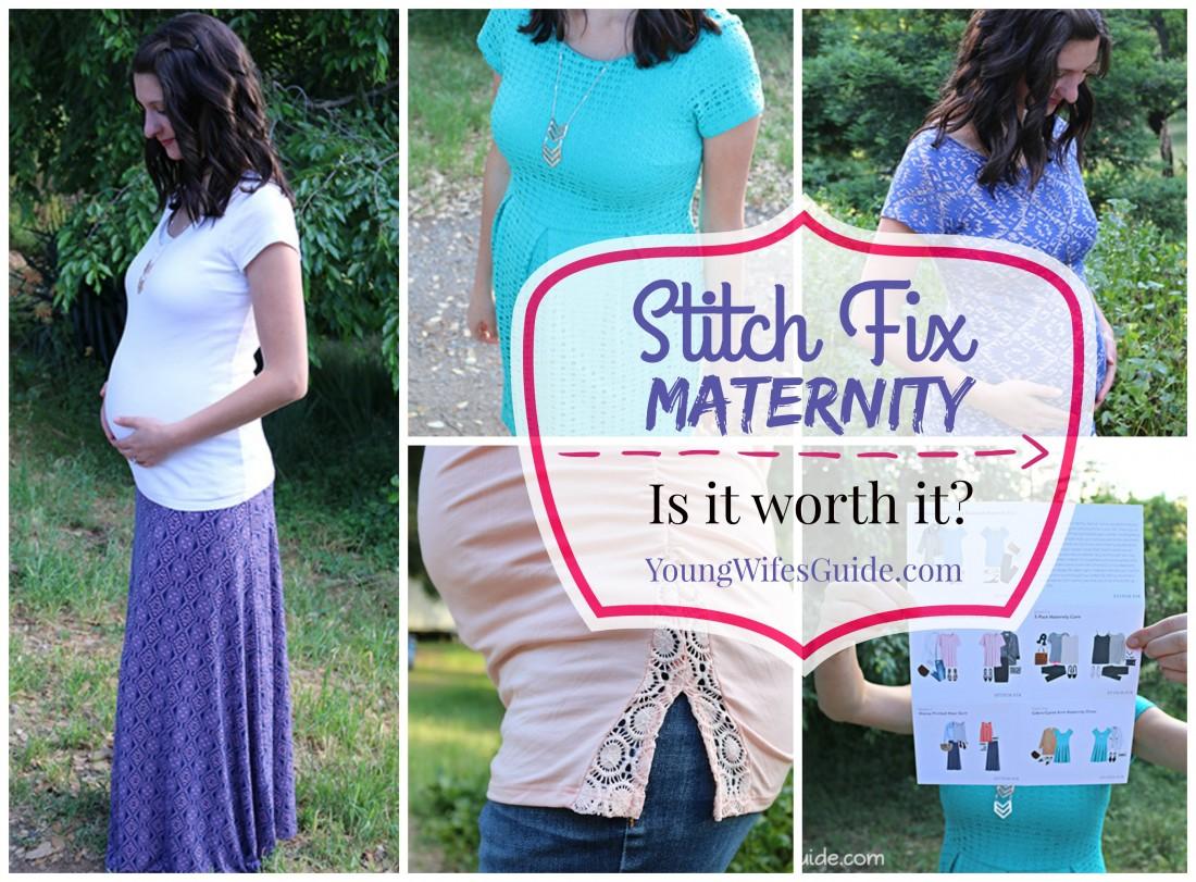 Stitch Fix Maternity - Is it Worth it