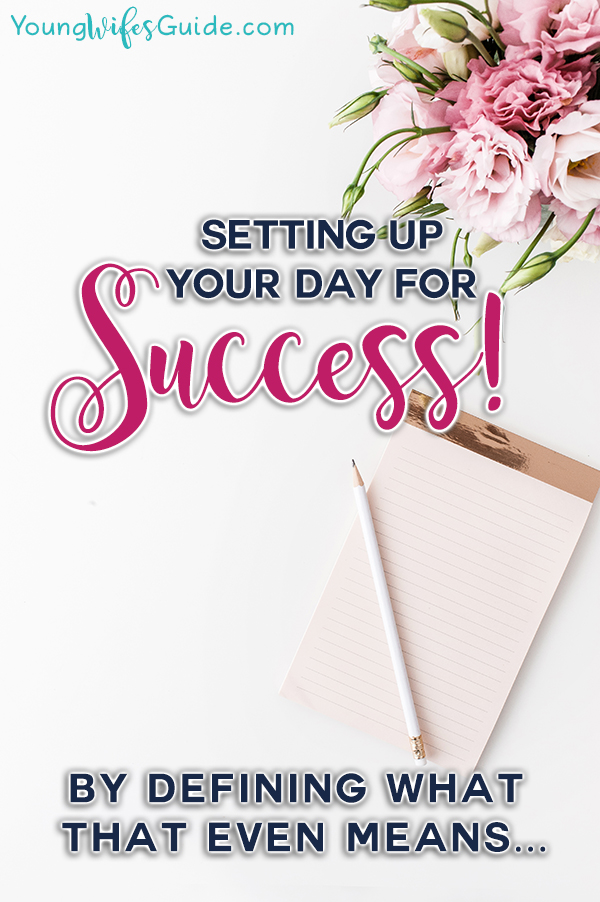 setting-up-your-day-for-success