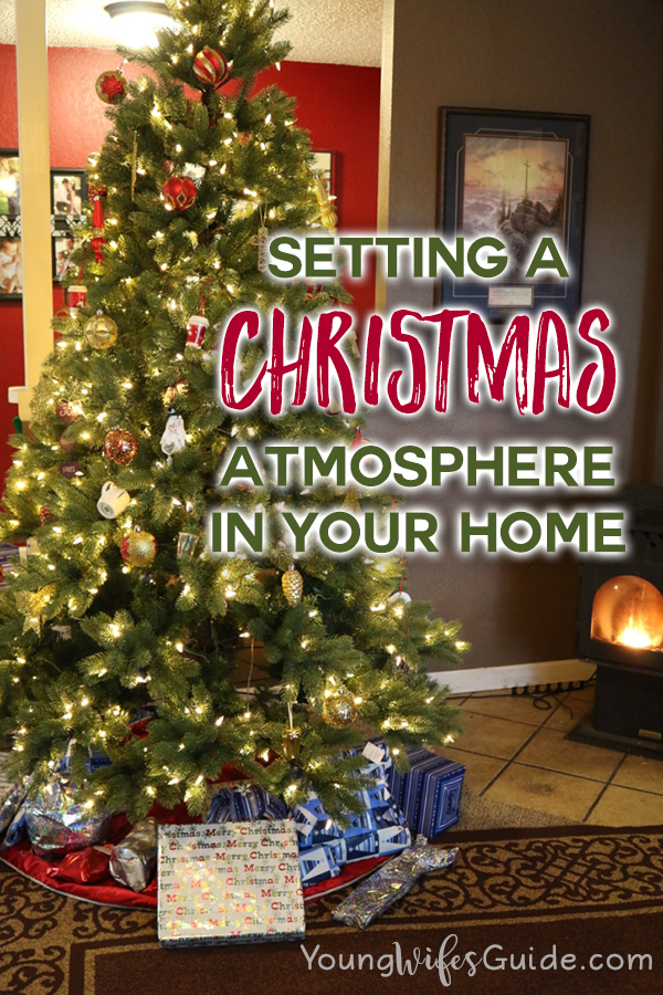 Christmas is getting close! Have you given much thought to crafting the atmosphere in your home this Christmas season? Here are all of my favorite ways to do so.