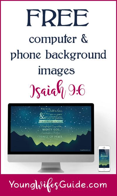 isaiah-9-6-background-images
