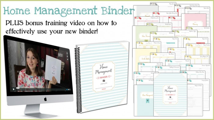 home-management-binder