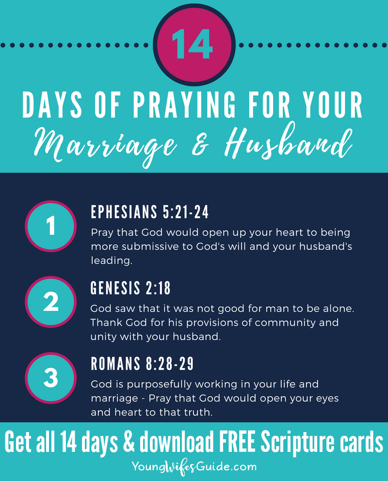 14 Days of praying for your marriage - Instagram