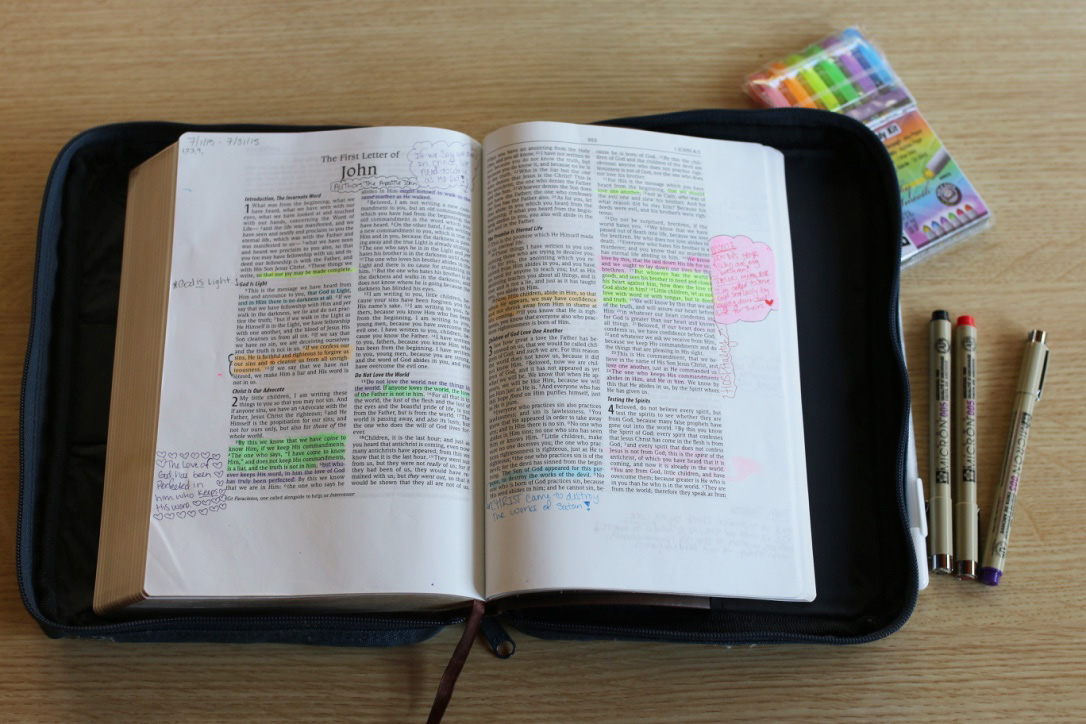 Foundations of Spiritual Growth for the busy homemaker