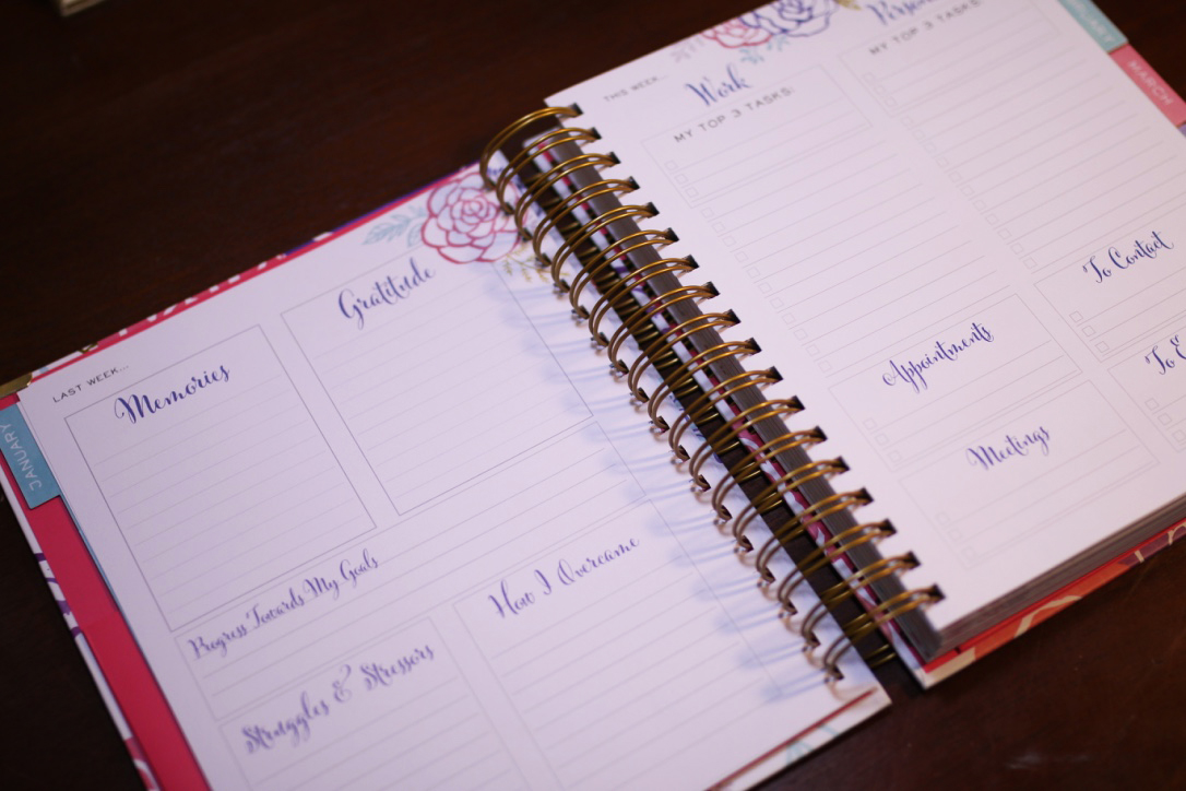 Goal setting for your life and homemaking 2