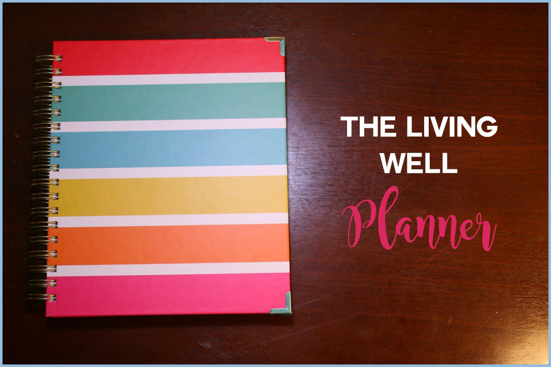 The Living Well Planner copy