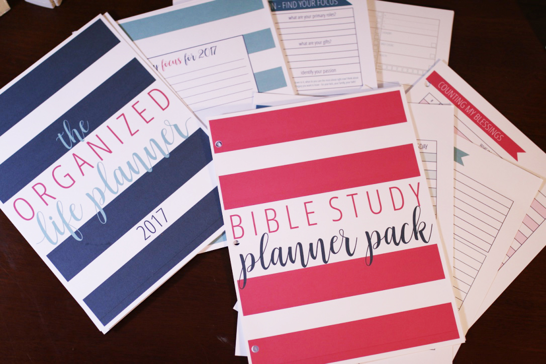 The Organized Life Planner
